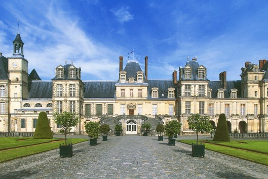 France, Ile-de-France, Fontainebleau, Palace of Fontainebleau